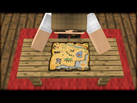 Minecraft Survival #170: A Casa dos Mapas!