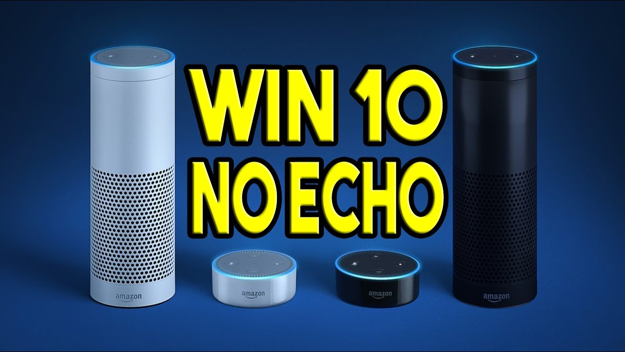 amazon echo dot app for windows 10