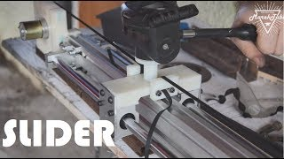 Making Massive Camera Slider