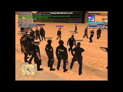Стрела с FBI | LVPD FOREVER!