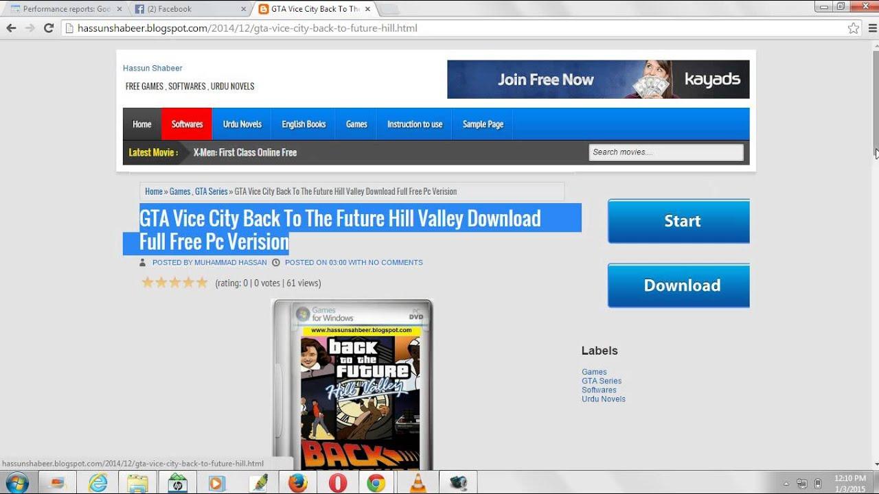 Back to the future mod for gta: vice city | futurepedia | fandom.