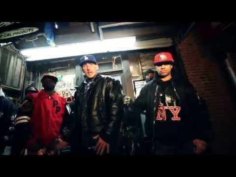 Typ Ill - Just Me ft Nature (Prod by Snowgoons) OFFICIAL VIDEO