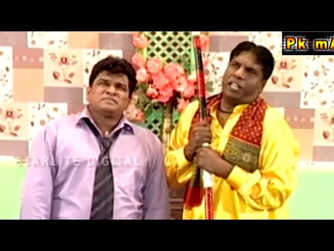 Best of Amanat Chan and Nawaz Anjum Stage Drama Full Funny Comedy Clip | Pk Mast