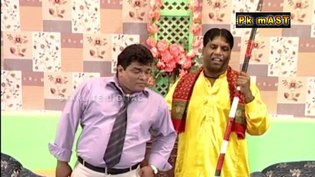 Download Best of Amanat Chan and Nawaz Anjum Stage Drama Full Funny Comedy Clip   Pk Mast