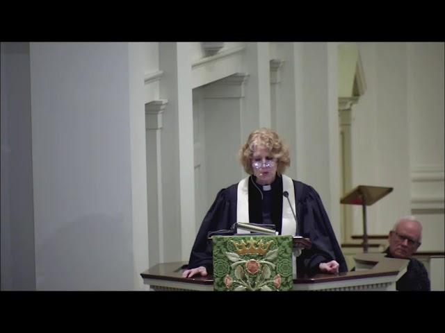 Westminster Akron Sunday Worship Live Stream - October 3, 2021