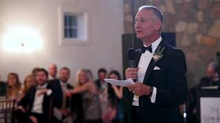 The Most Hilarious Father of the Bride Toast