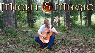 Might And Magic VII - Erathia Solo Guitar