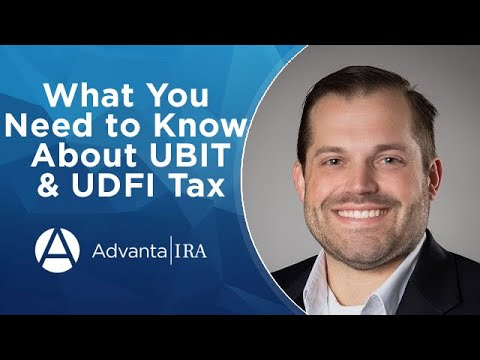 What You Need to Know About UBIT & UDFI Tax