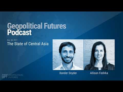 Podcast: The State of Central Asia
