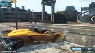 Lamborghini Aventador J 2012 Videos