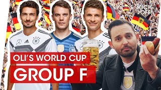 Germany again? Can those Bayern players retain the title? | Oli's World Cup Group F