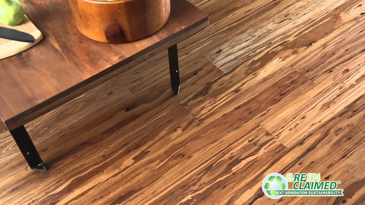 Lyptus Flooring Mocha Wide Lock