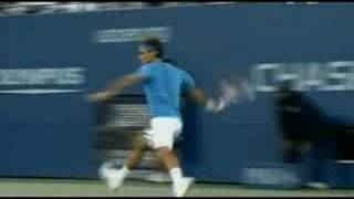Roger Federer Repertory: The Forehand