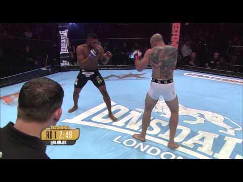 BAMMA 14: (Main Event) Paul Daley vs Romario Manoel da Silva