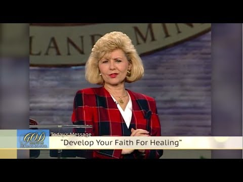 How Spiritual Healing Works | Believing For Healing | Gloria Copeland | Healing School