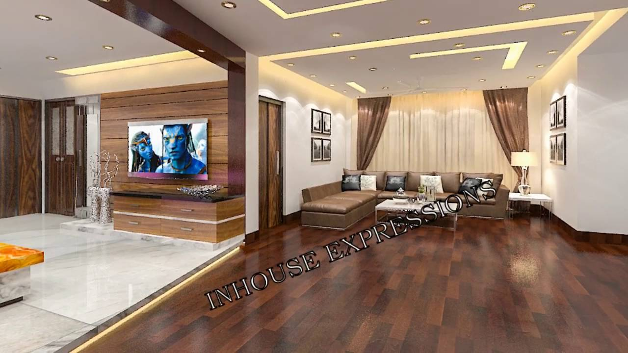 Latest Interior Design And Decoration In Kolkata By Inhouse Expressions