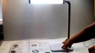 Đèn bàn LED SML-188S(đèn học LED bảo vệ thị lực và hạn chế cận thị)