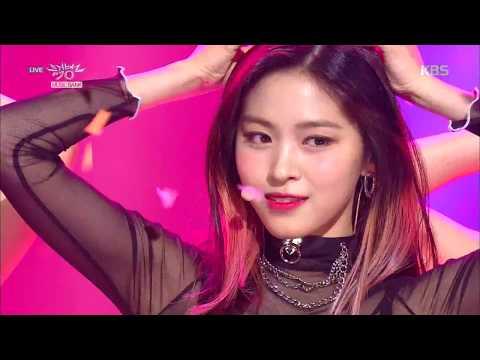 뮤직뱅크 Music Bank - DALLA DALLA(달라달라) - ITZY.20190301