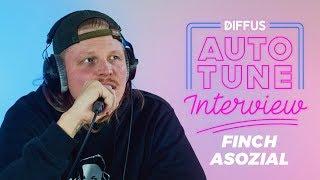 Finch Asozial im Auto-Tune Interview   DIFFUS