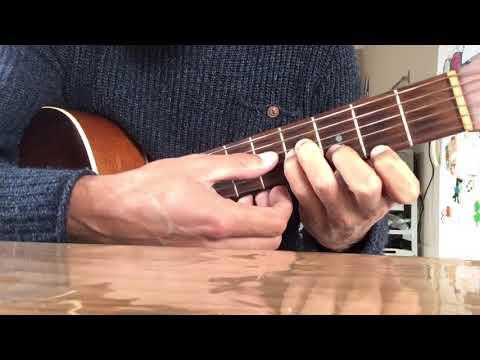 DADJU - Reine cover guitare tuto
