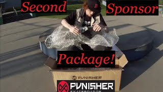 Second Sponsor Package Unboxing Punisher Skateboards Test And Review