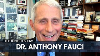 Dr. Anthony Fauci on New York's Reopening and the Importance of COVID Vaccines | The Tonight Show