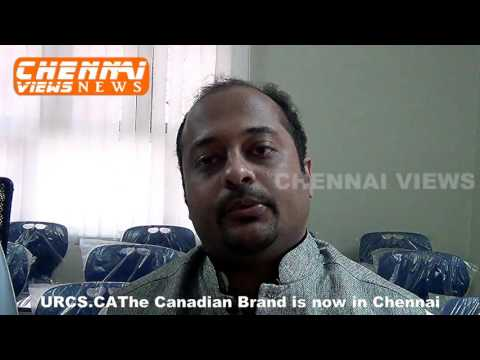 URCS.CA–The Canadian Brand is now in Chennai