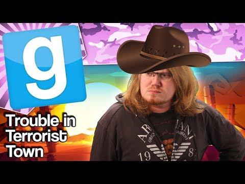 WHERE MY COWBOYS AT? | Gmod TTT