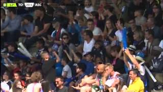 Résumé TO vs AS Carcassonne - Finale Elite 2014/2015 - 09.05.2015