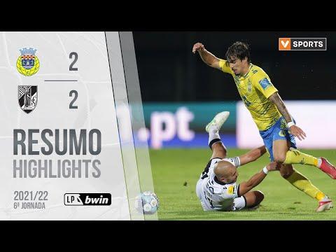 Arouca Guimaraes Goals And Highlights