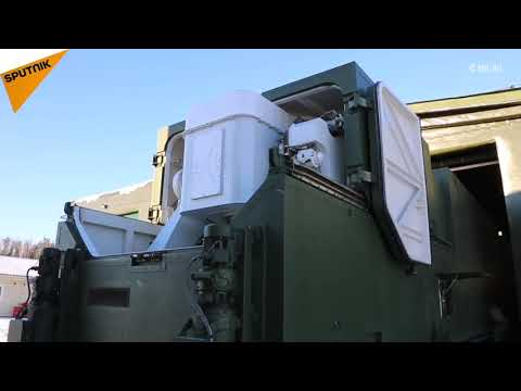The Peresvet Combat Laser System Is Now In Service