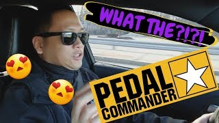 Pedal Commander Review! Dodge Charger Daytona R/T!