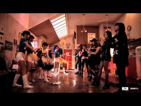 [HD] Girls' Generation (SNSD) - Oh! & Run Devil Run (Story MV).mp4