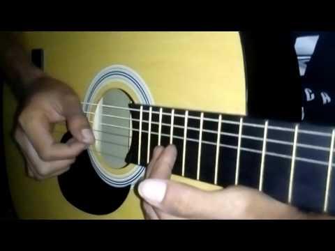 Melodi Sweet Child O'Mine Gitar Akustik