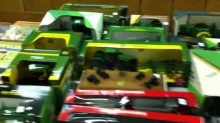 John Deere Collectible Auction, over 300 Items!