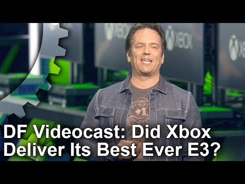 DF Videocast: Microsoft at E3: Xbox's Best in 10 Years?