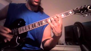 Tempestor - Pesadilla (rhythm guitar cover)
