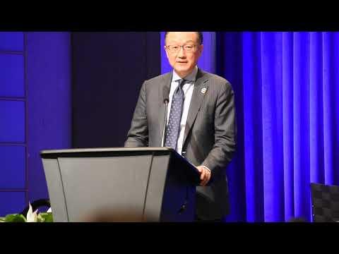 2018 Spring Meetings Press Conference: World Bank Group President Jim Yong Kim