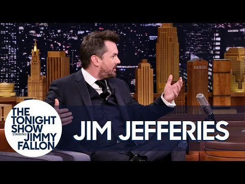 Axl Rose Confronted Jim Jefferies While He Was Tripping on Mushrooms