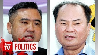 Loke: Party will take action against Ronnie Liu for 'sabotage' statement