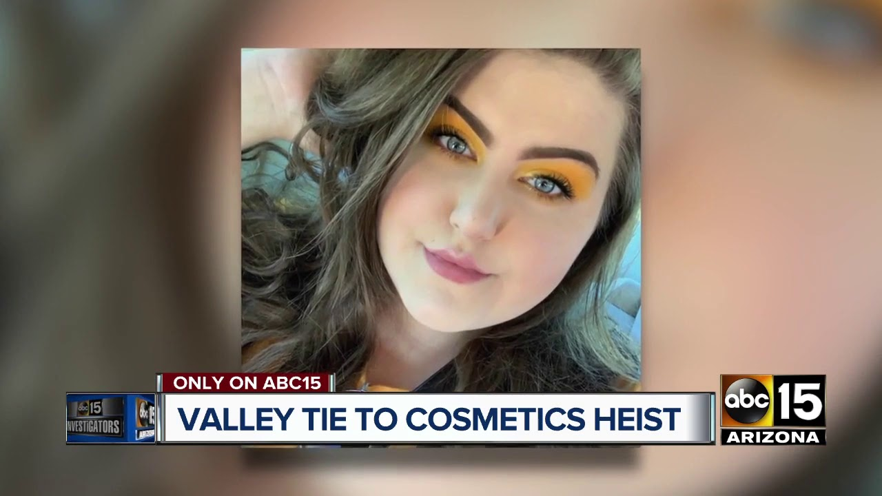 Arizona woman offered to sell stolen Jeffree Star cosmetics