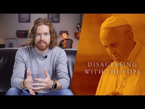 Disagreeing with Pope Francis