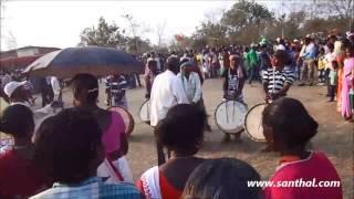dance @ santhali pata  bhalki