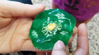 Детская игрушка Зеленое желе