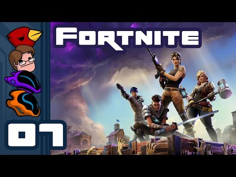 Let's Play Fortnite [Multiplayer] - PC Gameplay Part 7 - Man Of The Modern Day