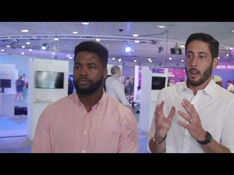 Bachir Zeroul and Baldwin Cunningham talk to Cannes Lions TV ...