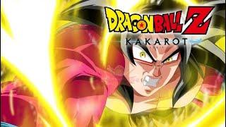 Dragon Ball GT!!!! (Great Ape Baby Vegeta/ HINT!!!) Dragon Ball Z Kakarot DLC