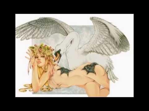 Мифология и эротика на фото весьма