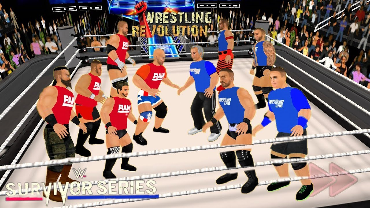 how to get a title match in wrestling revolution
