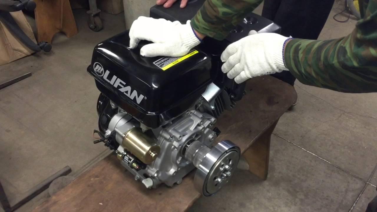 Двигатель и сцепление своими руками фото 101